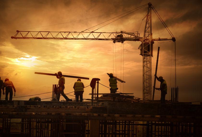 bygg- och anläggningsbranschen
